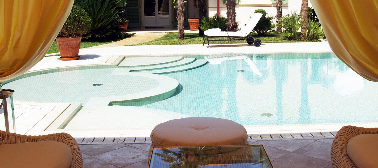 piscina privata culligan