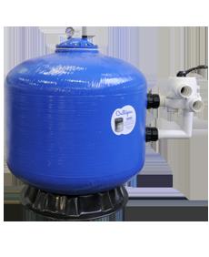 HMS multilayer water filtration - Culligan