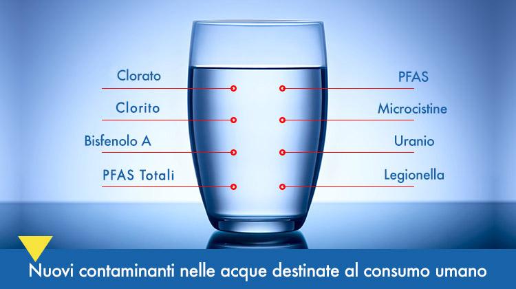 contaminanti acqua direttiva europea