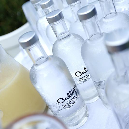 bottiglie personalizzate Culligan
