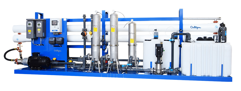 REUSE WASTE WATER WITH CULLIGAN MBR SYSTEMS
