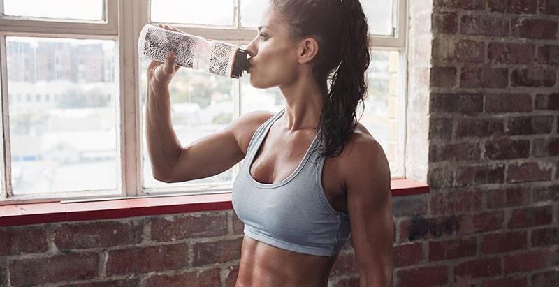 Corretta idratazione per l'atleta