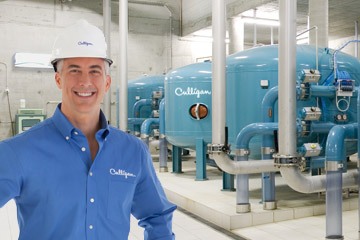 installazione impianti culligan trattamento acqua