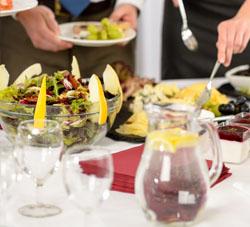 Acqua per servizi di ristorazione