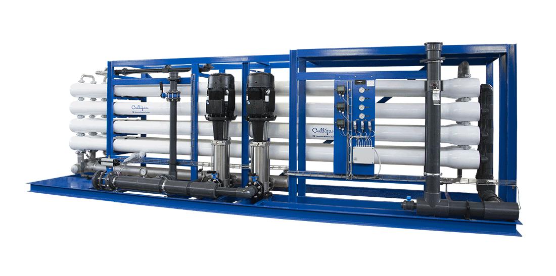 sistemi osmosi inversa trattamento acqua industriale culligan IW EVO 80