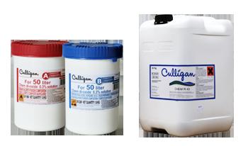 culligan prodotti chimici soluzioni trattamento acqua industriale