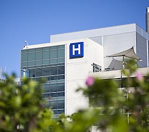 acqua per ospedali e strutture sanitarie