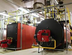 acqua per industria - boiler