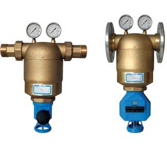 filtri automatici autopulenti trattamento acque industriali culligan