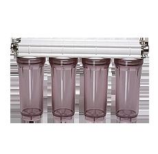 sistema modulare filtri acqua industria culligan