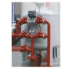filtro musltistrato trattamento acqua industriale culligan Hi-Flo-6
