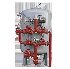 addolcitore acqua impianti industriali culligan ultra line HB