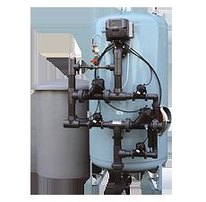 sistemi industrilai addolcimento acqua culligan ultra line HA HB1