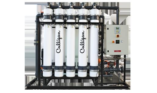 unità filtrazione acque culligan DSC
