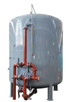 filtro carbone attivo rimozione inquinanti