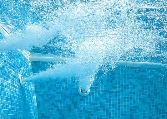 Idroterapia piscina