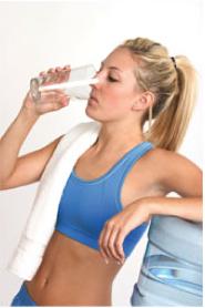 Acqua centri benessere